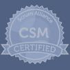 Scrum Alliance CSM Certified